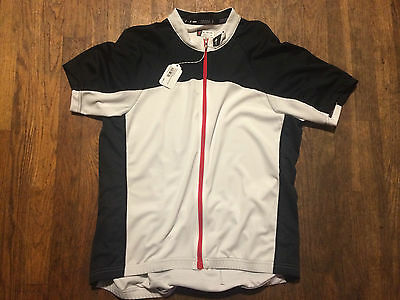 BNWT SPECIALIZED RBX SPORT SS CYCLING JERSEY small White Black Red Road Mountain