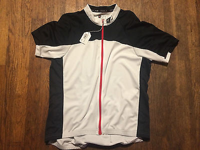 BNWT SPECIALIZED RBX SPORT SS CYCLING JERSEY XL White Black Red Road Mountain