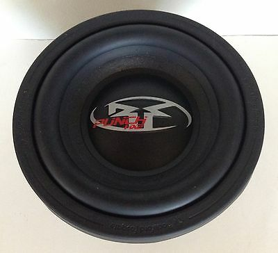 "RARE Rockford Fosgate Punch HX2 RFD2210 10"" Dual Voice Coil Subwoofer"