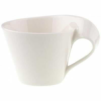 NEW 2x Villeroy and Boch New Wave Caffe Cappuccino Cup
