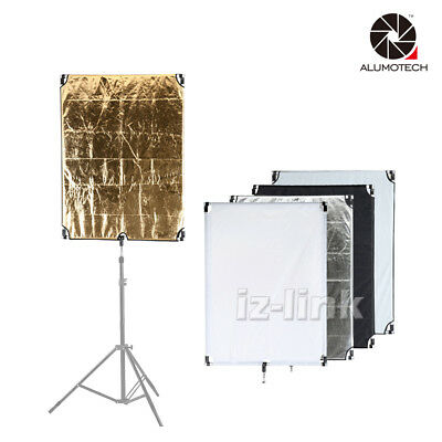 """5 in1 Collapsible Multi Disc Light Reflector 35""""X45"""" Diffuser Photography Studio"""
