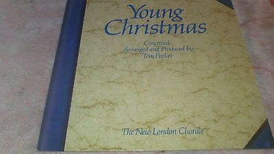 LP - New London Chorale, The – Young Christmas - PL 70599 - 1984 Germany