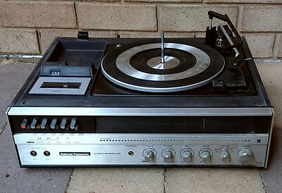 Vintage National Panasonic SG130F - Record Player