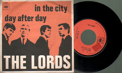 Lords - In the city/Day after day