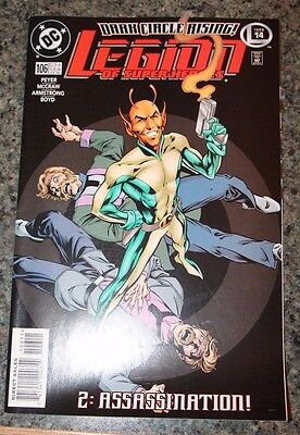 LEGION OF SUPER-HEROES, 4th series, Issue #106, (DC 1989)