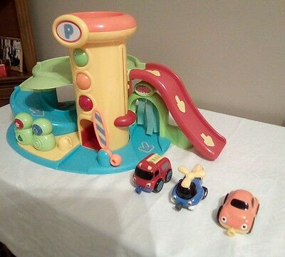Early  Learning Centre  toy garage set