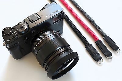 Tie Her Up  camera strap 100cm ,Fuji X,Leica,Olympus & others. UK Stock