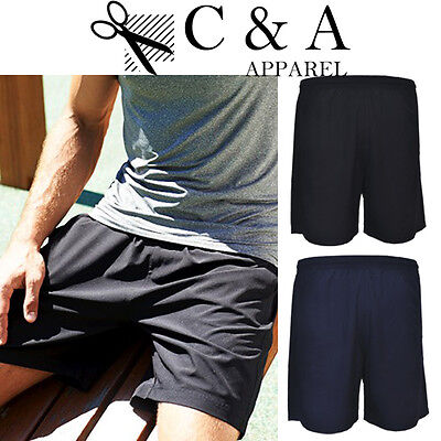 Kids Girls Boys Elastic Waist Woven Running Casual Sports Shorts with Pockets