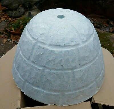 Therm-A-Dome Pond ice protection. Electric Free.