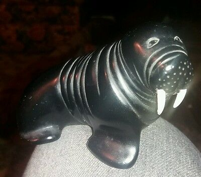 "Canadian ""boma"" Walrus Lovely Ornament"