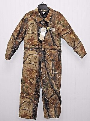 Scent Blocker Scent Shield  Insulated Coveralls - Youth-Large