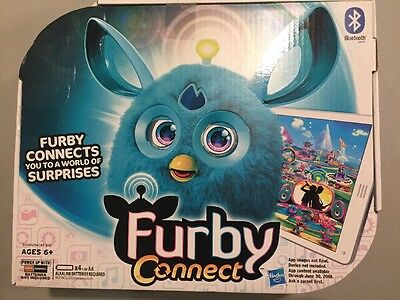 NEW Furby Connect - Teal With Bluetooth