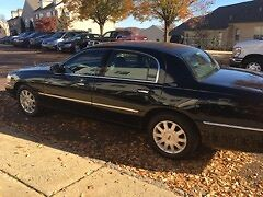 2009 Lincoln Town Car Signature Limited 2009 Lincoln Towncar Signature Limited, TRIPLE BLACK