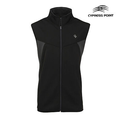 Cypress Point  Gilet / Body Warmer Poly Fleece Thermal Men's Large SRP £49.99