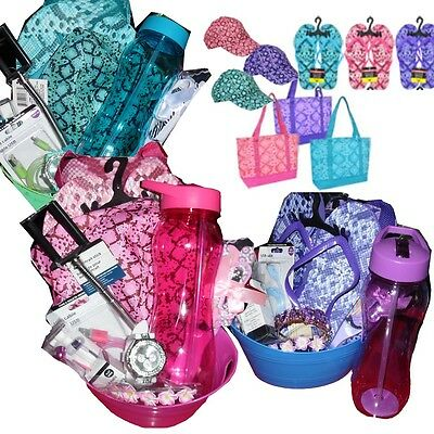 Fun In The Sun Teen & Womens Summer Gift Basket  Great For Grad And Birthdays