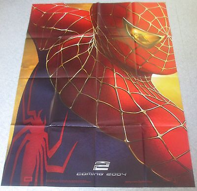 Affiche Cinema 5951 - Spiderman 2 - Preventive - Format 120/160
