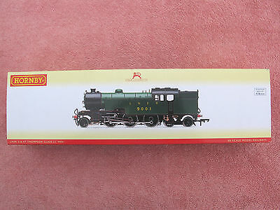 Hornby R2912X: Empty Box For Lner Thompson Class L1 Tank Loco - Nearly Complete