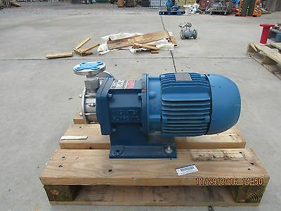 Magnatex Magnetic Drive Pump Mp1251-N40N-180Tc New