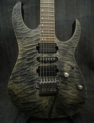 USED Ibanez RG870QMZ From JAPAN F/S Registered