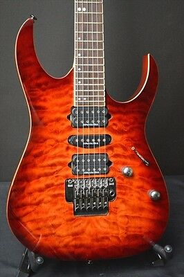USED Ibanez RG970QMZ From JAPAN F/S Registered