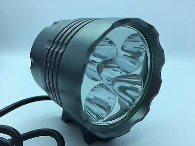 5x CREE XM-L2 T6 LED Front Bicycle Bike Headlight Head Lamp Torch Very Bright