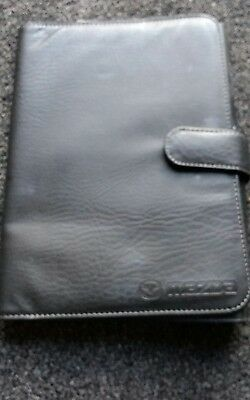 Genuine Mazda 2 / 3 / 5 / 6 / Mx-5  Handbook Wallet.