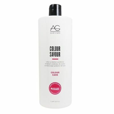 AG Hair Colour Savour Colour Protection Conditioner 33.8fl oz
