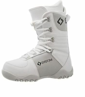 New System Sublime Women's Snowboard Boots Size 6 Closeout Sale
