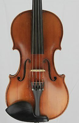 Nice old antique 4/4 Violin German Ernst Heinrich Roth  Circa 1925, repaired