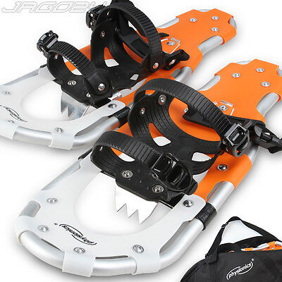 Snowshoes Crampons Over Shoe Boot Grivel Snow Hiking Grips Studs Spikes Yellow