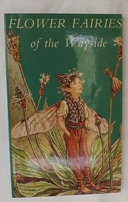 Flower Fairies Of The Wayside Paperback