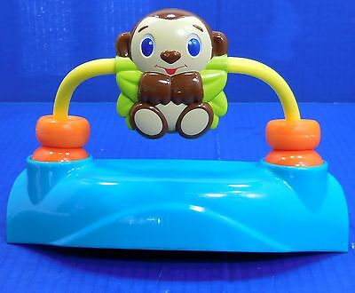 Bright Starts Bounce Baby Jumper Spinning Monkey Toy Replacement Part 5076