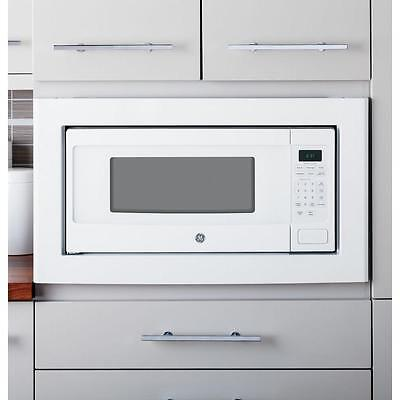 New GE Profile Microwave Oven 1.1 cu. ft. Kitchen Countertop Microwave in White