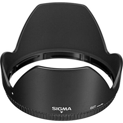 Sigma LH780-04 (669N22) lens hood For 18-200 and 17-70mm (Sigma bayonet mount)