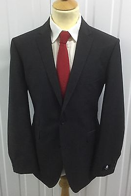 Grey Puppy tooth SB2 Tailored Fit Suit 40R