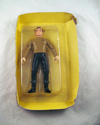 "Vintage Star Trek Action Figure Captian Kirk 5"" NEW"