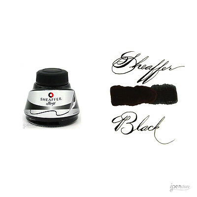 Sheaffer Skrip 50 ml Bottle Fountain Pen Ink, Black