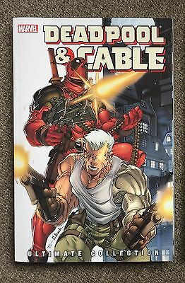 Deadpool & Cable Ultimate Collection Vol 1 Marvel
