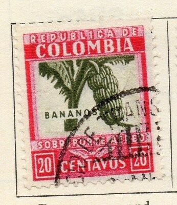 Colombia 1932 Early Issue Fine Used 20c. 113095