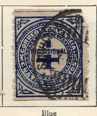 Colombia 1926 Early Issue Fine Used 4c. 113122