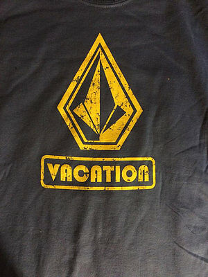 widespread panic vacation t shirt XL
