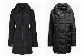 Next non-/maternity jacket 2 in 1 with detachable front panel size 10