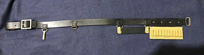 M1881 Sheridan Metcalf Cavalry Belt for Pistol and Saber Regular size 36-41 inch