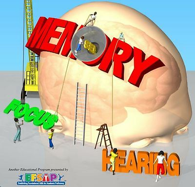 EFSAP Interactive Memory Expansion Program for 7 years old thru adult