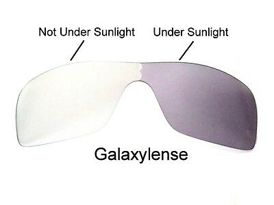 Galaxy Replacement Lenses For Oakley Batwolf Photochromic Transition 100%UVAB