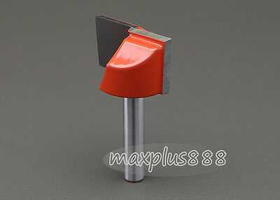 NEW 1pcs  CNC Router Bottom Cleaning Bits  6mm* 16mm