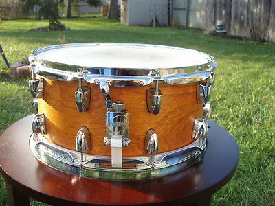 "Yamaha Birch Custom Absolute Snare Drum 14"" x 6"" Made in Japan"