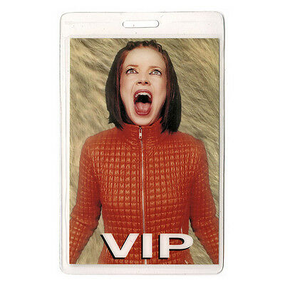 Garbage authentic 1998-1999 concert tour Laminated Backstage Pass