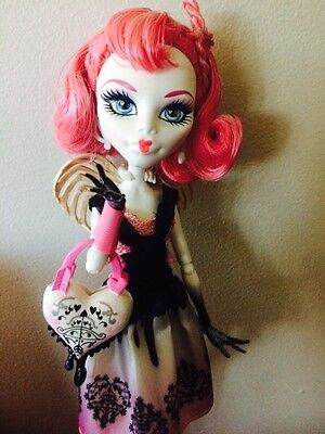 Monster High Doll CA Cupid C.A With Stand