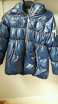 Girls' stunning MOLO Hestia winter coat, size 10 yrs, excellent condition!